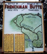 Battle of Frenchman Butte National Historic Site